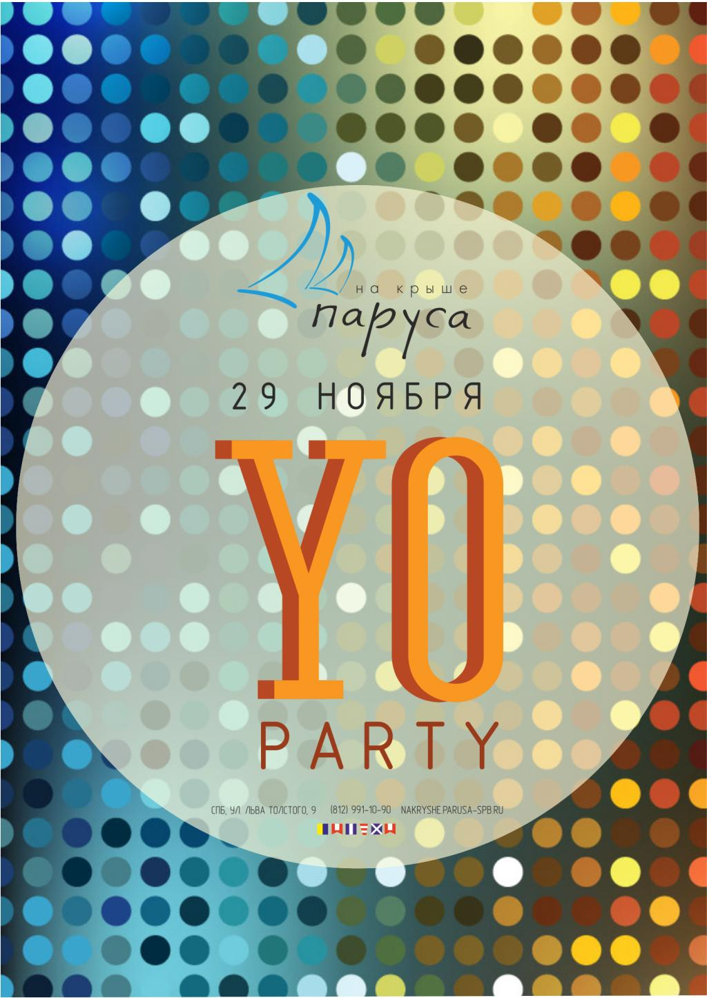 YO PARTY