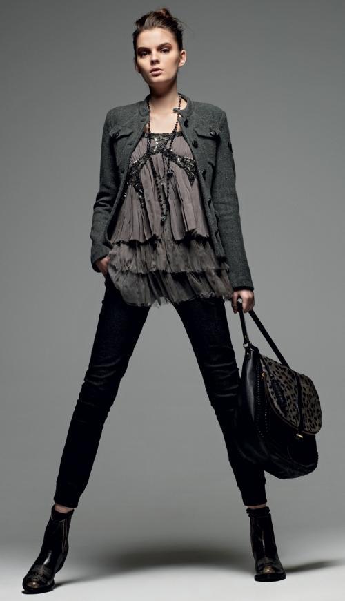 Fashion показ c X-ACT