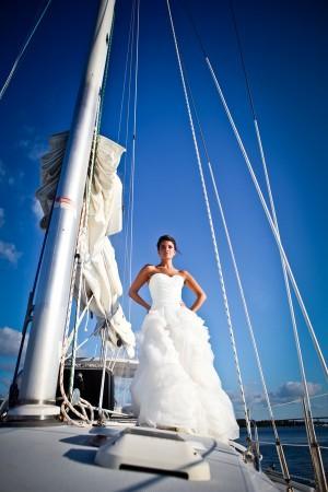 Свадьба в яхт-клубе - мечта, которая запомнится на всю жизнь!