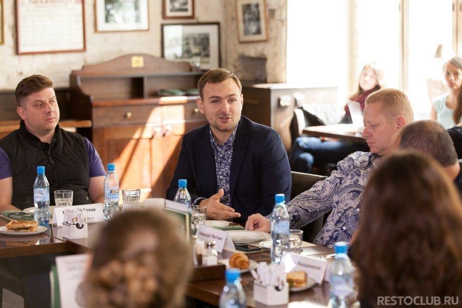 """""""Паруса RMC"""" на круглом столе """"Ресторанные группы: перспективы и пути развития"""""""