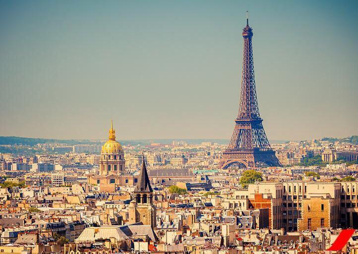 Разыгрываем билеты во Францию от Air France