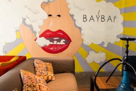BayBar - новая кальянная на Петровской косе