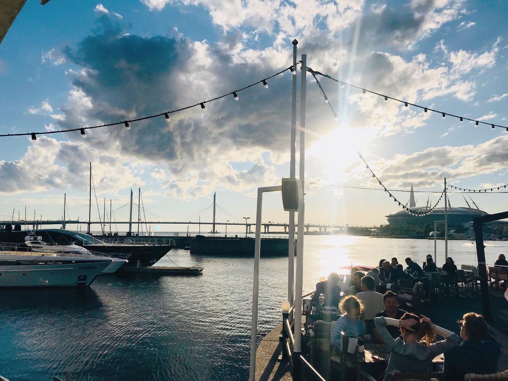 Открытие яхтенного сезона - 2018.