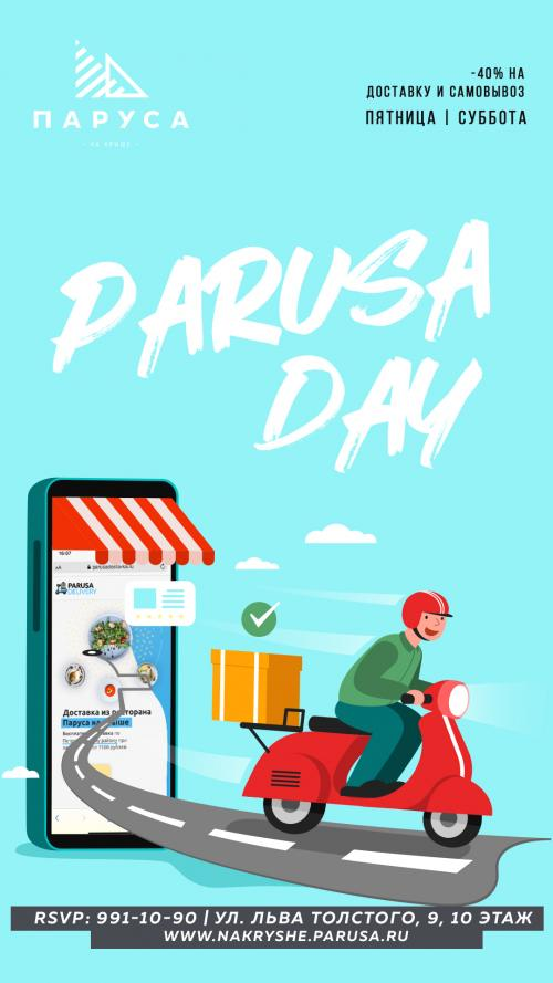 PARUSA DAY
