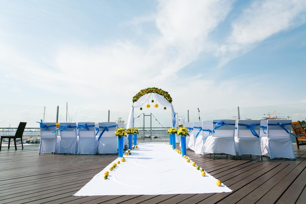 Топ ресторанов для свадьбы: выбор КП